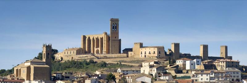 San Saturnino De Artajona. Puertas Abiertas