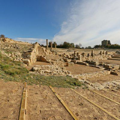 Ciudad Romana De Santa Criz, En Eslava