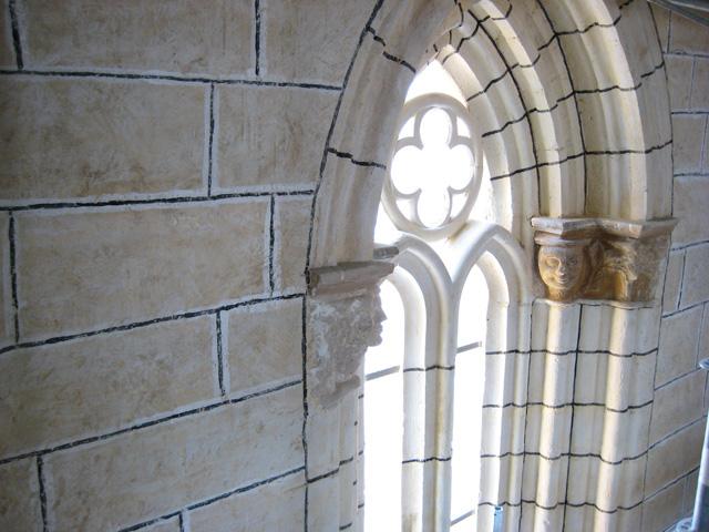 San Saturnino De Artajona. Restauración Del Interior
