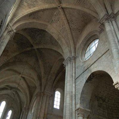 Bóvedas Del Crucero Y Capillas De La Cabecera