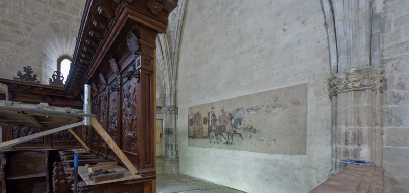 Obras Iglesia Ujue