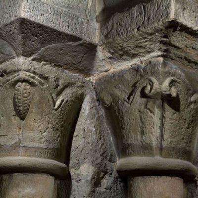 Capiteles En Portada Norte