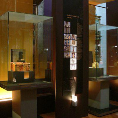 Detalle De La Sala De La Exposición