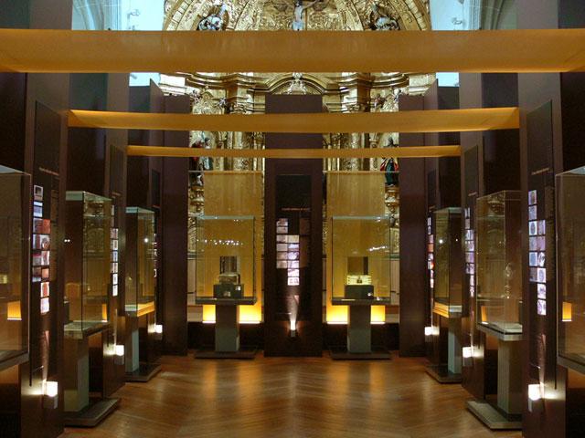 Tesoro Monástico. El Relicario Del Monasterio De Fitero Restaurado