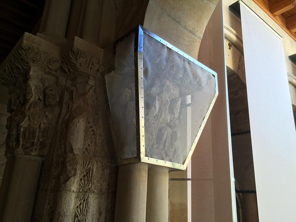 Las Obras De Restauración Del Claustro De La Catedral De Tudela Se Iniciarán Este Año, Con Un Presupuesto De 600.000 Euros