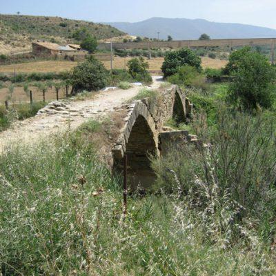 Precario Estado Del Puente Previo A La Intervención