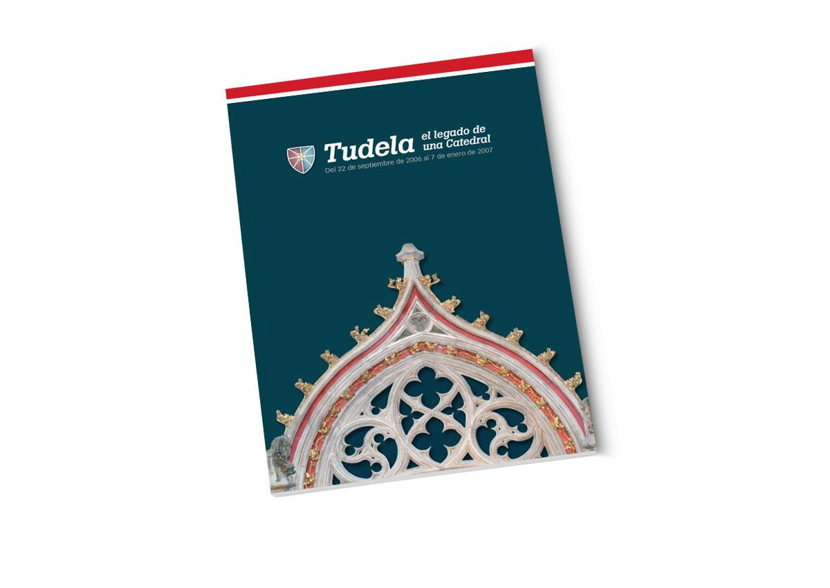 Portada de 'Tudela, el legado de una catedral'