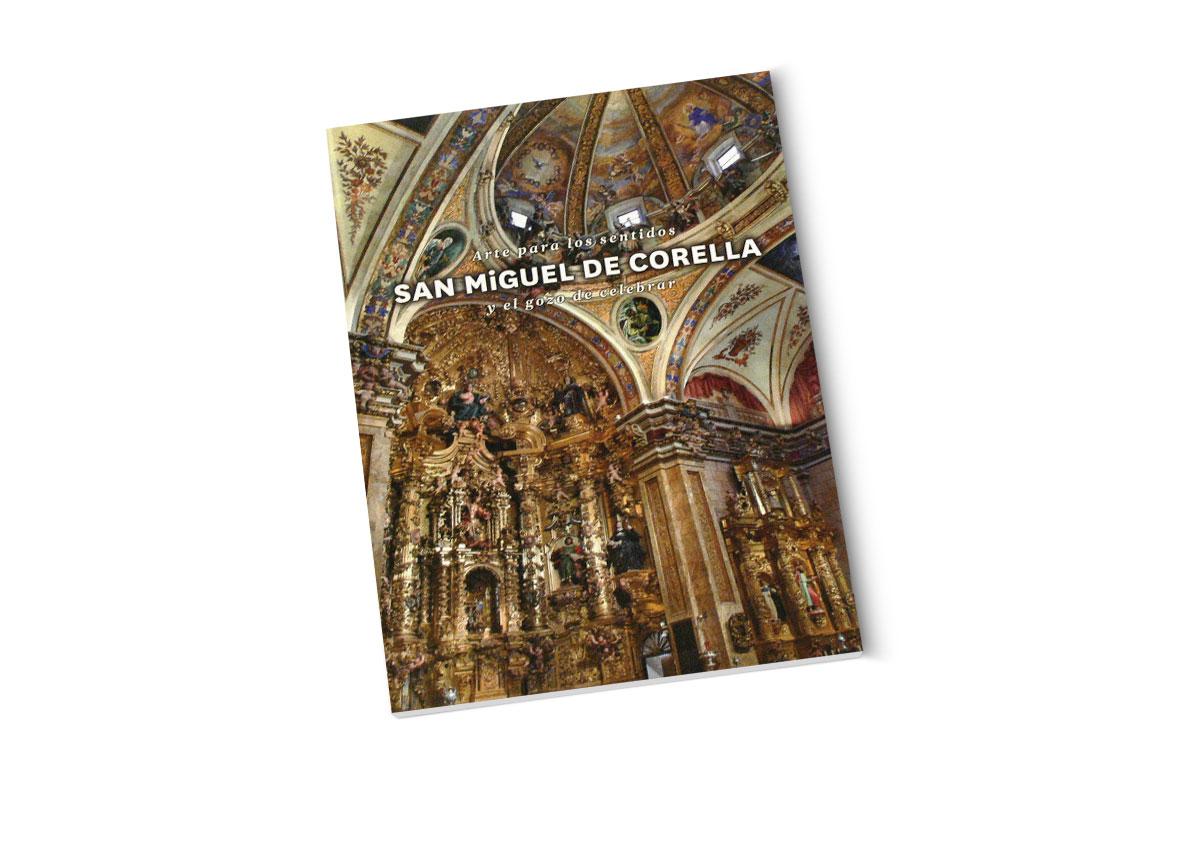 Portada San Miguel de Corella