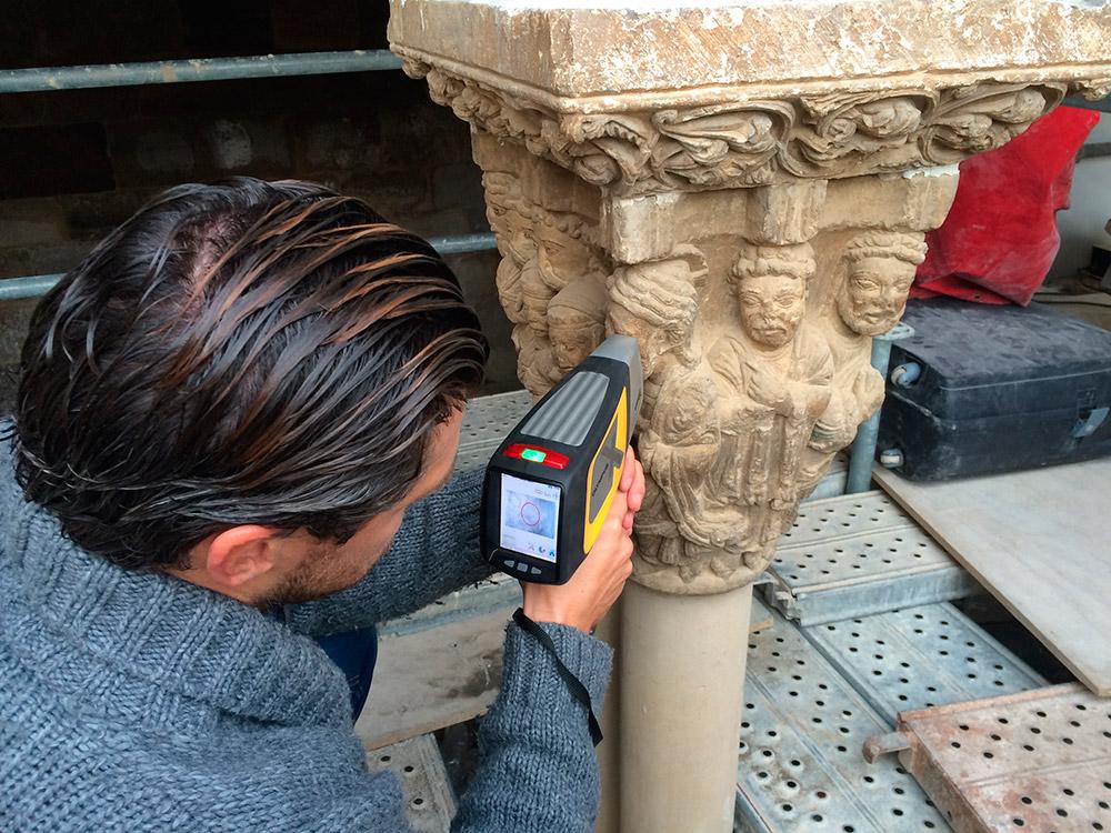 La Restauración Del Claustro De La Catedral De Tudela Estará Lista Para Principios De 2015
